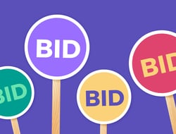 auction bids
