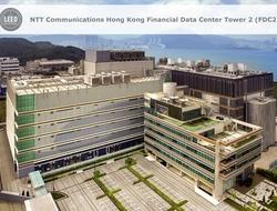 NTT Communications Com's Financial Data Center Tower 2