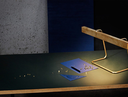 The T Model is handcrafted, and is finished in brass with choice of polished, brushed or brown.