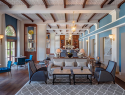 Wilson Associates incorporates Cyprian history and heritage in redesign of Elysium Hotel.