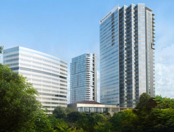 Four Seasons to open second property in India, designed by HKS Architects, Studio u+a and Yabu Pushelburg.
