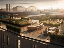 Antonio Citterio Patricia Viel and Partners teams with ATRIUM to design world's seventh Bulgari hotel in Moscow.