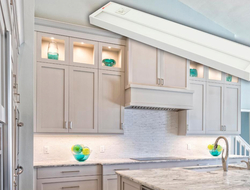Nora Lighting introduced the LEDUR-TW, a 120V LED under cabinet linear fixture with a new Tunable White option.