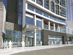 Cambria Hotel opens flagship property designed by DAS Architects in Center City Philadelphia.
