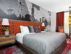 David Mexico Design Group crafts Nashville-inspired Bobby Hotel.