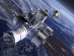 Aurora Station scheduled to open as first-ever space hotel in 2021.