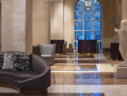 waldrop + nichols studio, Michelle Meredith + Associates complete $33M renovation of Hotel Crescent Court.