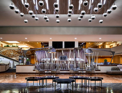 Renaissance Denver Stapleton Hotel unveils $15M renovation helmed by SANDdesign.