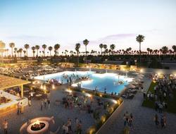 Kristi Hanson, Carrier Johnson and Elizabeth Blau design first luxury hotel in Coachella.