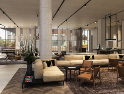 Wilson Associates' Dubai studio leads design of Marriott Taghazout Bay resort.
