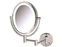 Jerdon Style launched lighted wall-mounted mirrors.