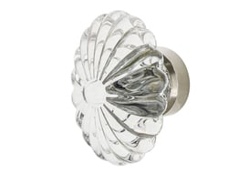 Nostalgic Warehouse introduced a collection of cabinet knobs and pulls designed to match their signature crystal door knobs.