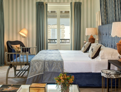 Olga Polizzi designs the Duomo Presidential Suite at Hotel Savoy.