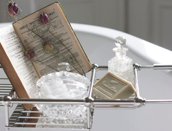 """Crosswater London added three new 24"""" basin sets, two mirrors, a bath rack and a towel bar."""
