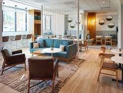 ZWA redesigns San Diego's Mission Valley Marriott to give it more SoCal resort-like feel.
