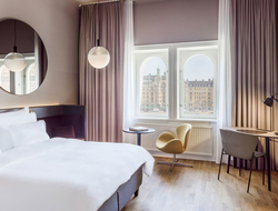 The Radisson Collection Hotel, Strand Stockholm reveals new look by Wingårdhs.