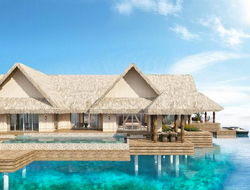 Joali Maldives to open in October as first 'art immersive luxury hotel in the region.