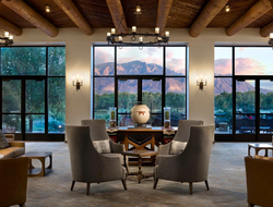 Hyatt Regency Tamaya Resort & Spa completes $2.5M renovation to reception, living room and public spaces.
