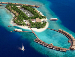 PEIA Associati draws inspiration from the ocean, environmental sustainability for design of The Westin Maldives Miriandhoo Resort.