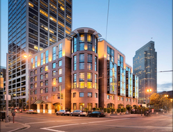 The Hotel Vitale in San Francisco was acquired by LaSalle Hotel Properties in 2014.