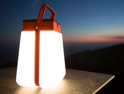 Introducing the Les Jardins solar lighting that has a removable solar LED light module that snaps into place into any of the company's lighting frames.