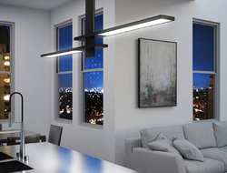 Introducing a new lighting design from designer Robert Sonneman that pays homage to Frank Lloyd Wright.