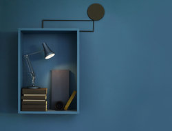 A spin off of the brand's 1970s Model 90, the 90 Mini Mini is half the size of a standard desk lamp.