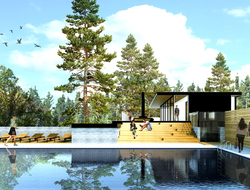 AutoCamp breaks ground at new Yosemite property designed by Anacapa and Geremia Design.