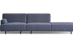 The Oscar sofa was designed by Studio Kairos for Koleksiyon.