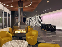 DLR, Getty's Group, Janko Group collaborate for Rosemont's The Rose Hotel in Chicago.