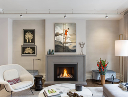 HearthCabinet ventless fireplaces are ideal for hospitality, commercial and residential projects.
