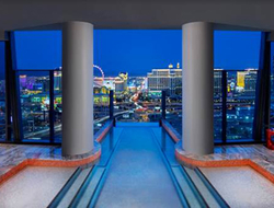 Palms Casino Resort One Floor Sky Villa
