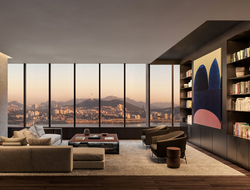How Korea's modern aesthetic inspired redesign of JW Marriott Seoul by Bruno Moinard, Olson Kundig and KESSON.