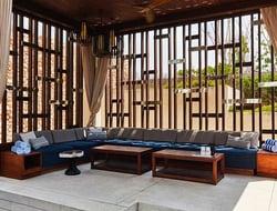 Bali inspires Rockwell Group's designs for two new venues at Hakkasan Group's Alila Villas Uluwatu, Bali.