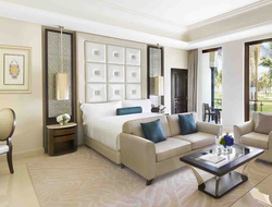 Omani culture inspires refurbishment of Al Bustan Palace, A Ritz-Carlton Hotel by Royal Estates Royal Court Affairs with WATG and Wimberly Interiors.