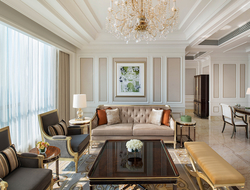 Wilson Associates designs The St. Regis Zhuhai on China's Pearl River Delta.