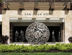 El San Juan Hotel refreshes guestrooms designed by Jeffrey Beers, eyes December 14 reopening.