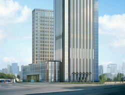 Langham Hospitality opens property designed by Bilkey Llinas Design in Anhui Province in China.