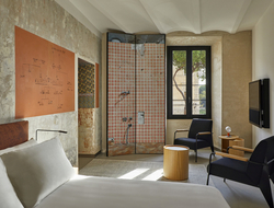 French architect Jean Nouvel designs The Rooms of Rome in heart of the Roman Empire.