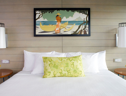 G70, Philpotts Interiors inspired by 1950s and 1960s golden age of Waikiki in $35M renovation of Hawaii's Queen Kapiolani Hotel.