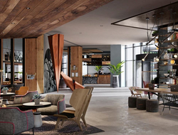 Opening in the Onyx Towers, the hotel drew inspiration from New York's loft living, with contemporary art and design throughout.