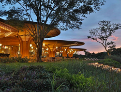 First W hotel opened in Costa Rica, designed by Mister Important Design, W's in-house design team and Ronald Zurcher Architects.