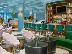 Belle Époque Paris inspired Ken Fulk in design of Bellagio's Sadelle's.