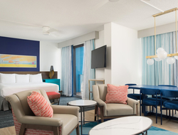 The Gettys Group uses Samuelson Furniture in renovation of Bilmar Beach Resort.