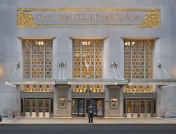 This company courting Anbang's hotel portfolio wants it all. That means the 15 hotels already on offer, plus Manhattan's Waldorf Astoria.