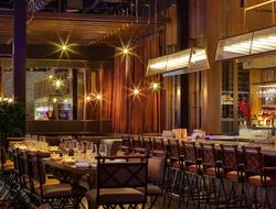 Located in The Venetian Resort Las Vegas, its design was by London- and Hong Kong-based practice Joyce Wang Studio.