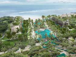 Second Kempinski property opens in Indonesia.
