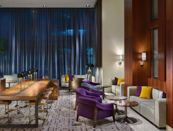 Kiko Singh, EDG renovate InterContinental San Francisco Hotel.