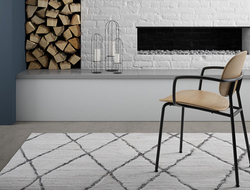 Community Furniture launched the Bryn seating collection, which includes chairs (with or without arms), as well as counter-height and bar-height stools.