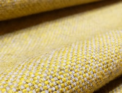 The collection includes four upholstery products: Walker, Step, Coll and Ploegwool.